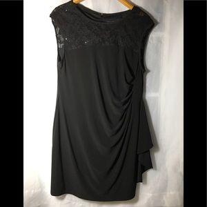 Dress Barn Little Black Dress Size 16